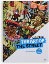 Dokument Press - Magic City: The Art Of The Street, Stockholm - Multi - ONE SIZE