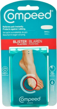 Compeed Blister Plasters Small 6 stk