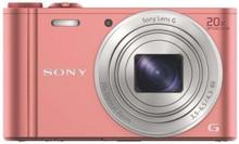 Cyber-shot DSC-WX350 - Pink