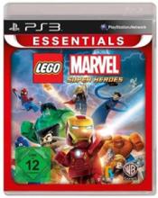 LEGO Marvel Super Heroes - Sony PlayStation 3 - Toiminta/Seikkailu