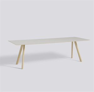 Hay bord - CPH30 Copenhague table 200 x 90 cm - linoleum off white