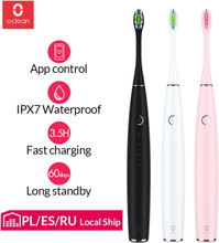 Xiaomi Oclean One Sonic Electric Toothbrush Adult Waterproof Ultrasonic automatic Fast Charging Tooth Brush Fast Charging mijia