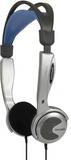 Koss hörlur ktx pro1 on-ear silver/vit