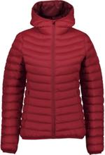Everest W Liner Hood Jacket Talvitakit RHUBARB