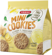 Minikakor Citron & Ingefära - 34% rabatt