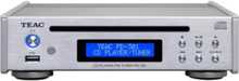 Reference 301 - CD-spelare/radio - Silver