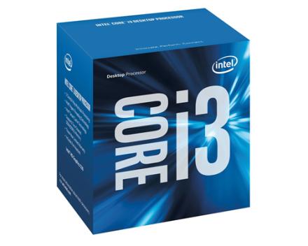 Intel Core i3 6100 3.7GHz LGA1151 Socket (BX80662I36100)
