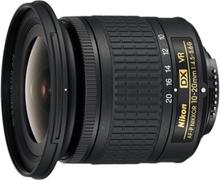 Nikon Af-p Dx Nikkor Vidvinkel Zoom Objektiv