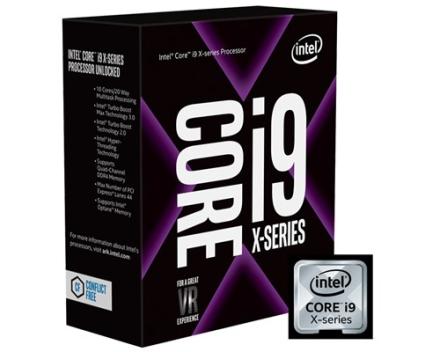Intel Core i9 7900X 3.3GHz LGA2066 Socket (BX80673I97900X)