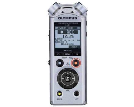 Olympus LS-P1 PCM Recorder Incl NiMh Battery (V414141SE000)