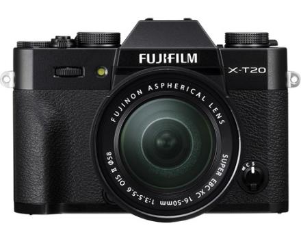 Fujifilm X-T20 + XC16-50/3,5-5,6 II (16543078)