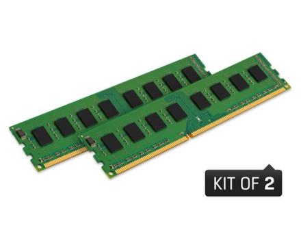 Kingston ValueRAM 8GB 1600MHz DDR3L SDRAM DIMM 240-pin (KVR16LN11K2/8)