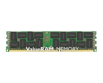 Kingston ValueRAM 8GB 1600MHz DDR3 SDRAM DIMM 240-pin (KVR16N11H/8)