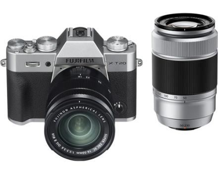 Fujifilm X-T20 + XC16-50/3,5-5,6 + XC50-230/4,5-6,7 II (16543200)