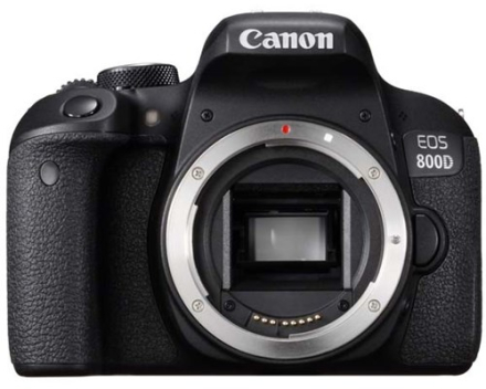 Canon EOS 800D (1895C001)