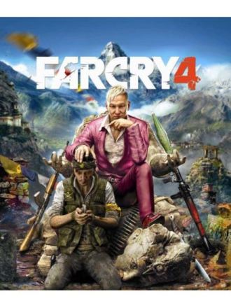 Far Cry 4 - Sony PlayStation 4 - FPS