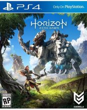 Horizon: Zero Dawn - PlayStation 4 - RPG