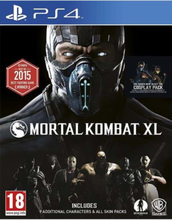 Mortal Kombat XL - Sony PlayStation 4 - Taistelu