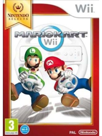 Mario Kart - Wii - 12 - Kilpa-ajo
