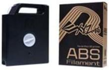 Green 600 g ABS filament (3D)
