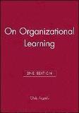 On Organizational Learning