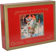Jenny Nyström Goda Julchoklad Carle