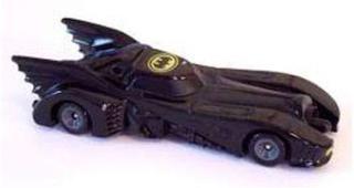 Modellbil Batman - 1989 Batmobile med figur (1/24)