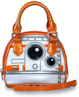 Handväska / Crossbody Star Wars - Loungefly Micro Mini Dome BB-8