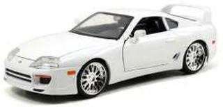 Modellbil Fast & Furious 7 Diecast - 1995 Toyota Supra (1/24)