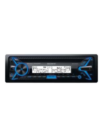 MEX-M100BT - Autoradion -