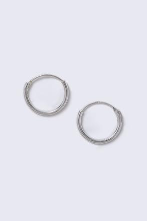 Sterling Silver Sleeper Earrings