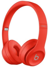 Beats Solo3 Wireless - (PRODUCT)RED - Röd