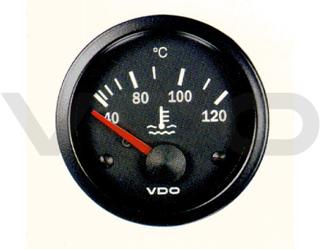 Mätare, kylvätsketemperatur VDO 310-010-012K