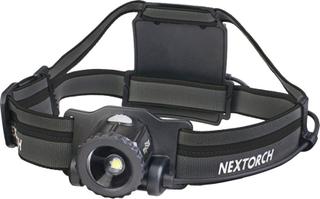 Nextorch pannlampa myStar svart, 550lm