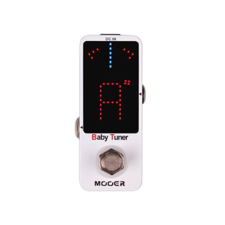 Mooer - Baby Tuner - Guitar Pedal