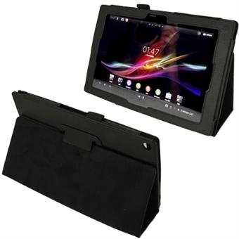 Kotelo telineellä mallille Xperia Tablet Z