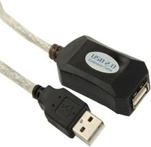 USB Aktiivinen jatkokaapeli – 5 metriä