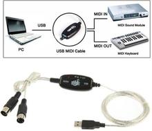 USB MIDI Keyboard adapteri