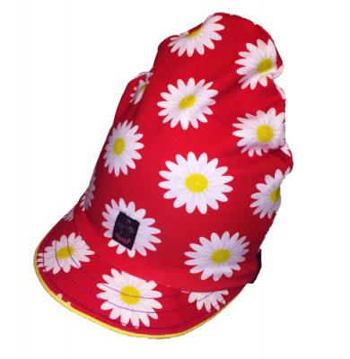 Meps blommor röd (Storlek: 44/46)