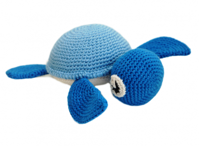 Virkad sköldpadda