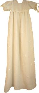 Dopklänning rosenbrodyr