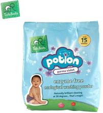 TotsBots - Potion - ökologisches Waschpulver - 750g - Parma Violet (Veilchenduft)
