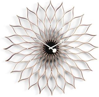 Sunflower Clock, Birch