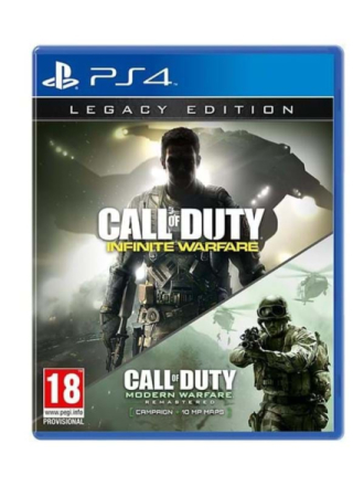 Call of Duty: Infinite Warfare - Legacy Edition - Sony PlayStation 4 - FPS