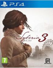 Syberia 3 - Sony PlayStation 4 - Seikkailu