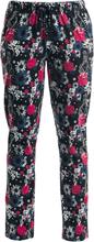 Alice in Wonderland - Botanical -Pyjamasbukser - svart