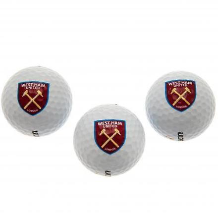 West Ham United golfballer
