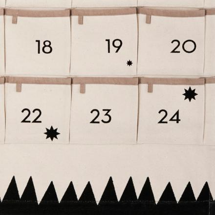 Ferm Living House joulukalenteri 50x100 cm