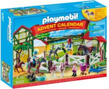 """Advent Calendar """"""""Horse Farm"""