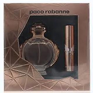 Paco Rabanne Paco Gavesæt Rabanne Olympea 50ml EDP + 10ml EDP